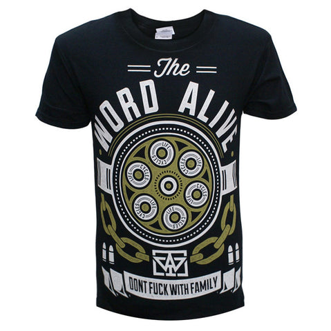 THE WORD ALIVE (DON'T FUCK) T-SHIRT