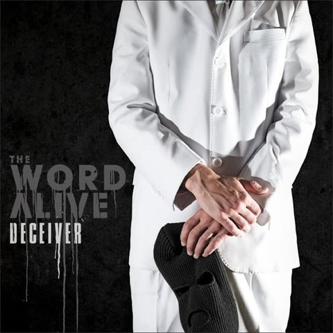 THE WORD ALIVE (DECEIVER) CD