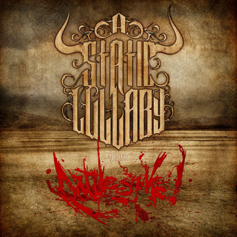 A STATIC LULLABY (RATTLESNAKE) CD