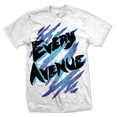 EVERY AVENUE (SCRATCH) T-SHIRT