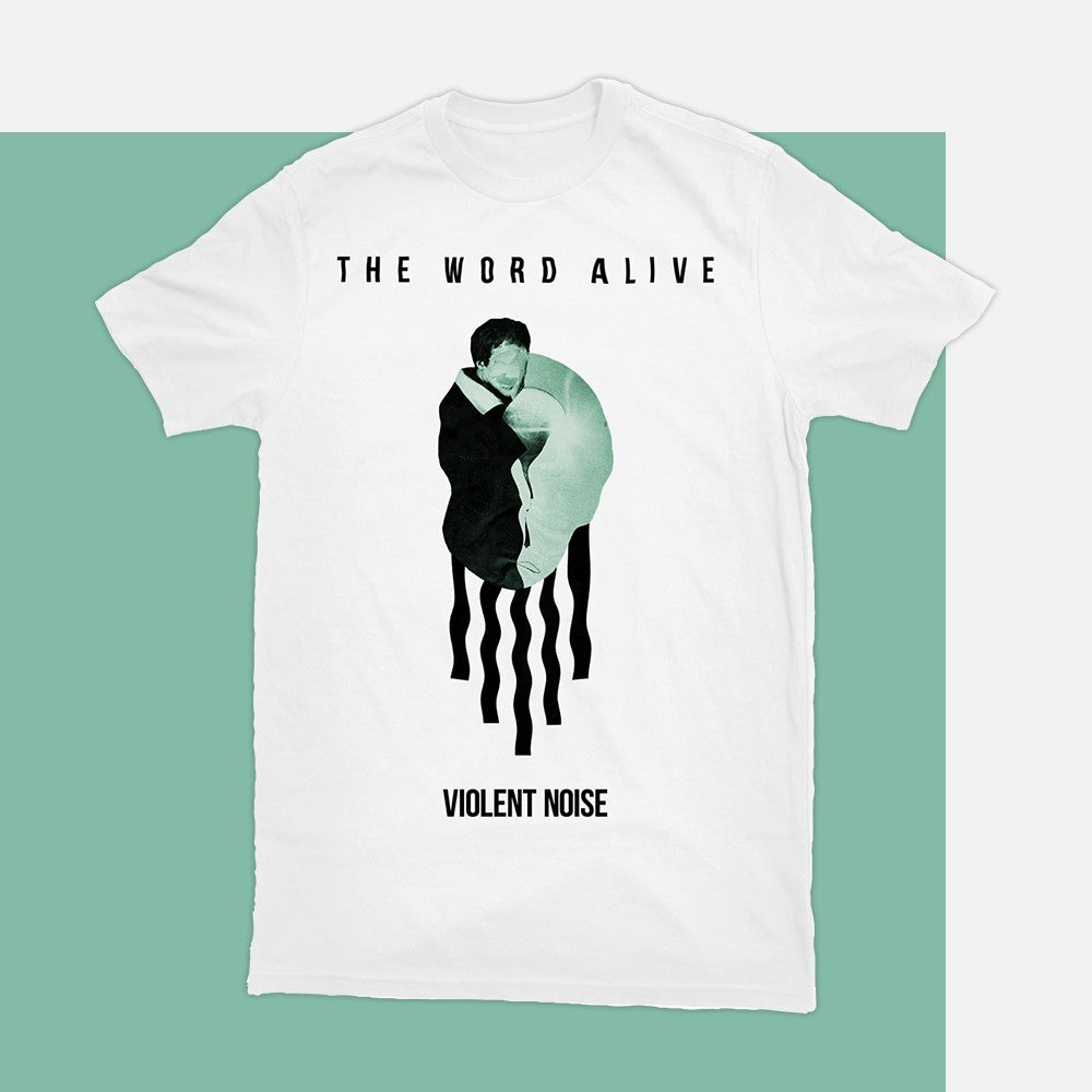 THE WORD ALIVE (VOILENT NOISE) T-SHIRT