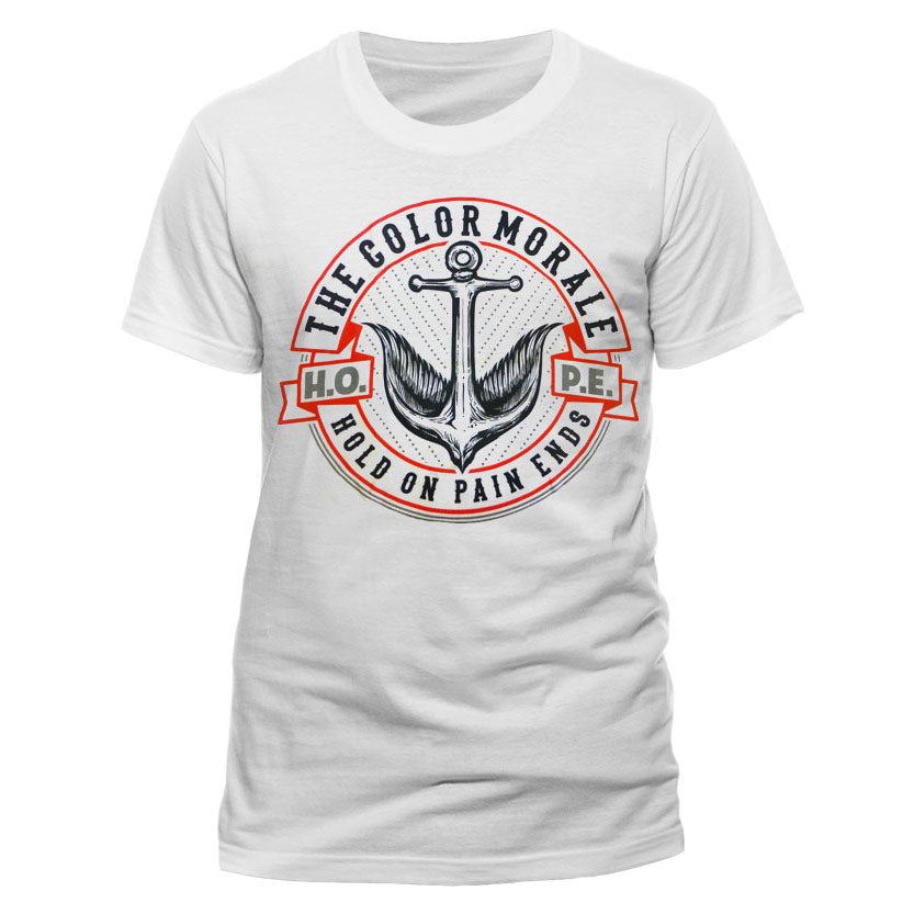 THE COLOR MORALE (H.O.P.E) T-SHIRT