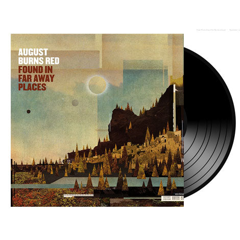 AUGUST BURNS RED (FOUND IN FAR AWAY PLACES) BLACK VINYL