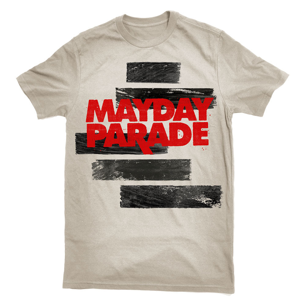 MAYDAY PARADE (BLACK LINES ALBUM) T-SHIRT