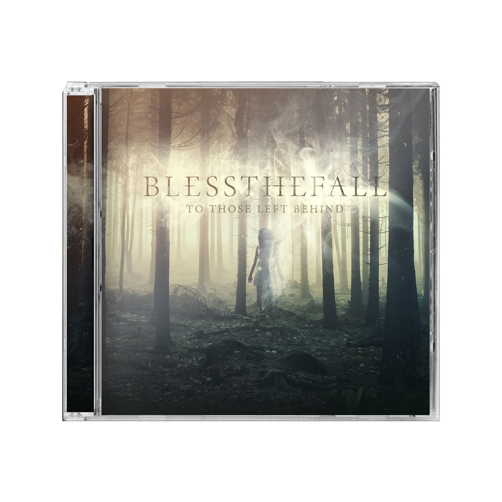 BLESSTHEFALL (TO THOSE LEFT BEHIND) CD