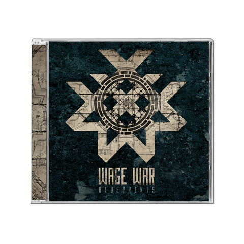 WAGE WAR (BLUE PRINTS) CD