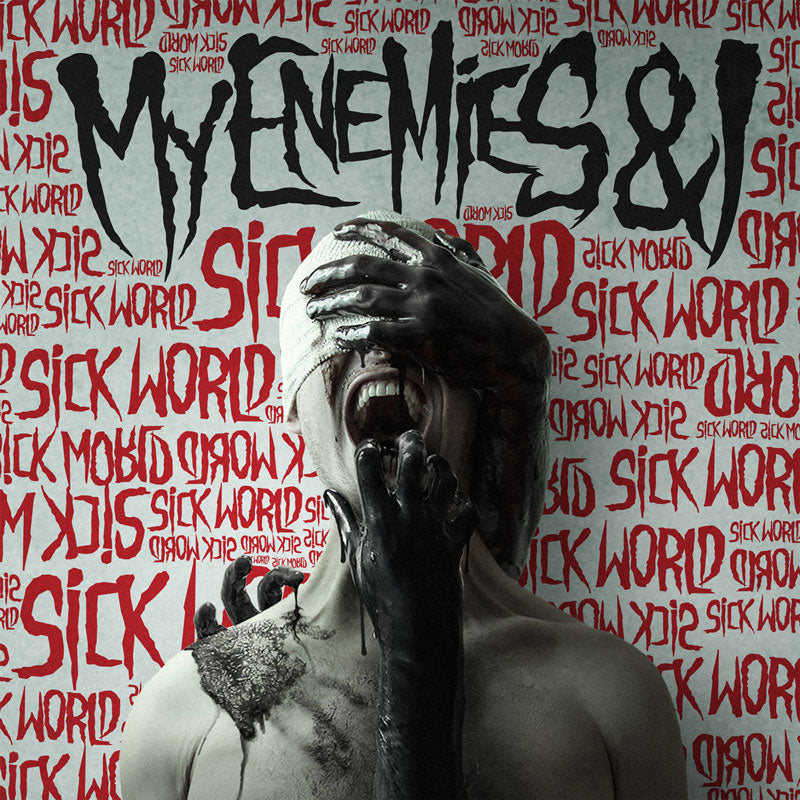 MY ENEMIES & I (SICK WORLD EP) CD