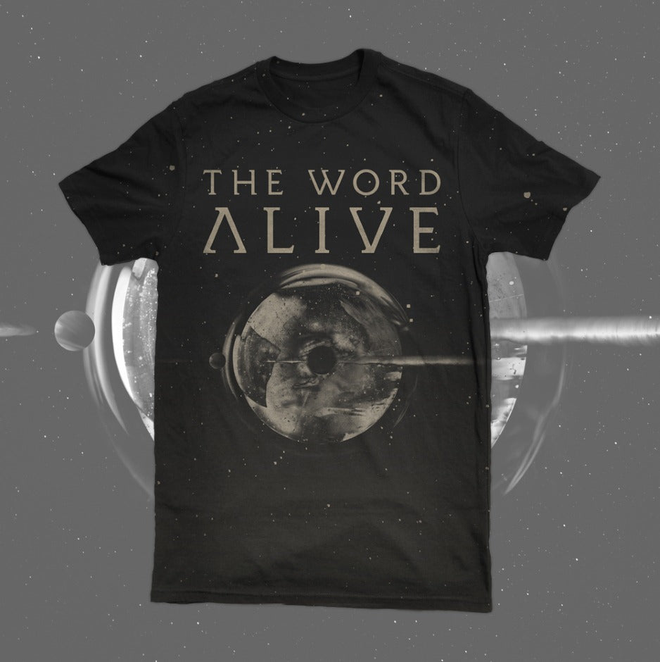 THE WORD ALIVE (DARK MATTER) T-SHIRTS