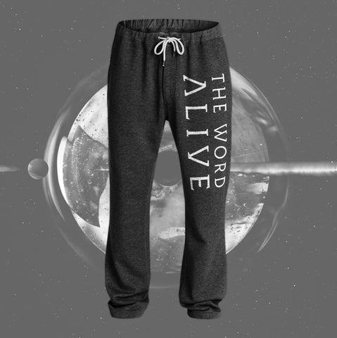 THE WORD ALIVE (DARK MATTER) SWEATPANTS