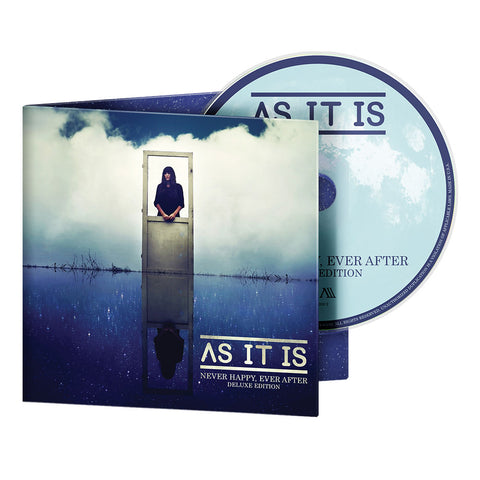 AS IT IS (NEVER HAPPY, EVER AFTER) DELUXE CD