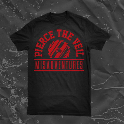 PIERCE THE VEIL (MISADVENTURES SAW BLADE) T-SHIRT
