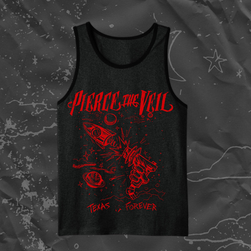 PIERCE THE VEIL (TEXAS IS FOREVER) MENS VEST