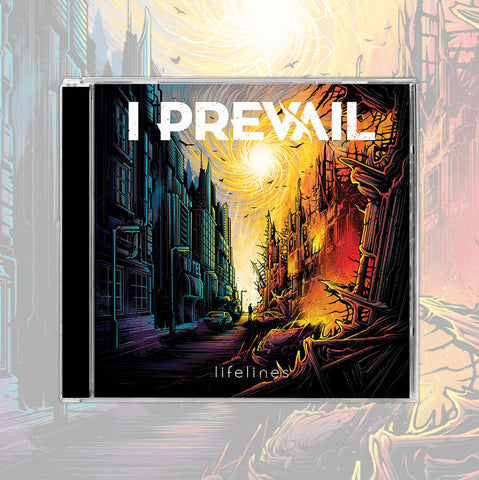 I PREVAIL (LIFELINES) CD