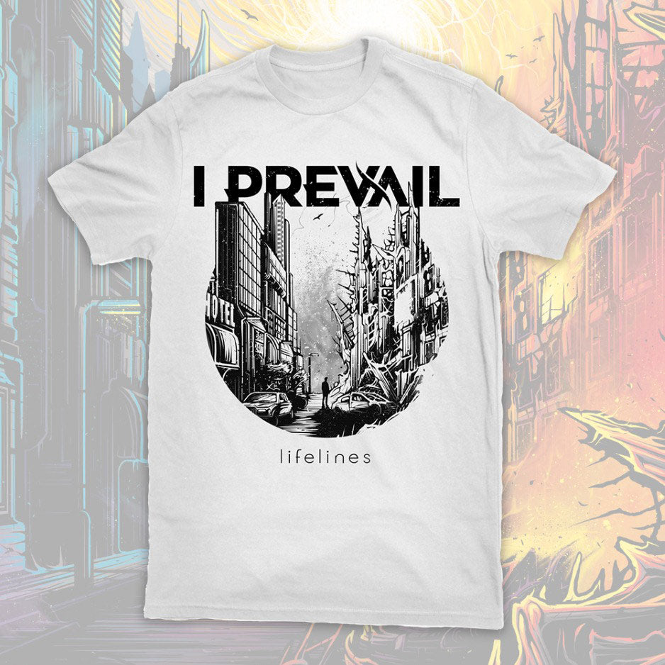 I PREVAIL (LIFELINE) T-SHIRT
