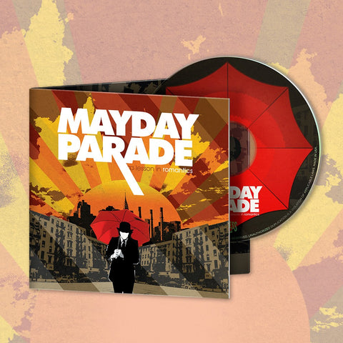 MAYDAY PARADE (A LESSON IN ROMANTICS 'ANNIVERSARY EDITION') CD
