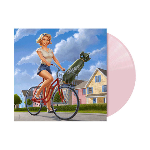 AS IT IS (OKAY) BABY PINK VINYL