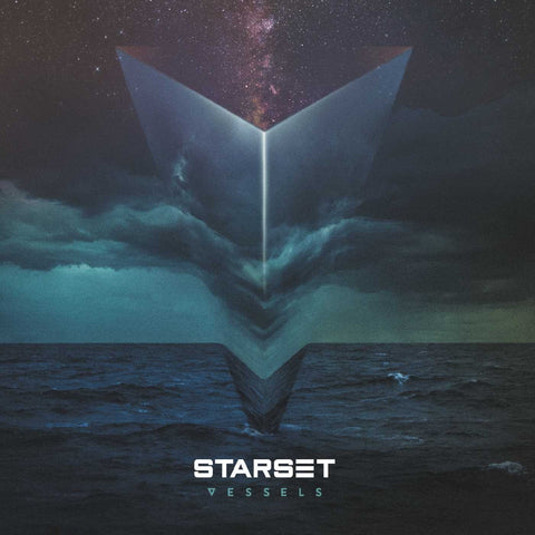 STARSET (VESSELS) CD