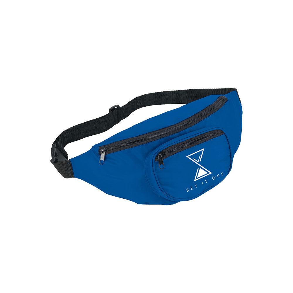 SET IT OFF (HOURGLASS) FANNY PACK