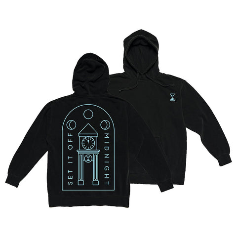 SET IT OFF (MIDNIGHT) HOODIE