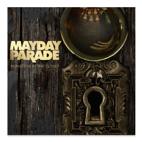 MAYDAY PARADE (MONSTERS IN THE CLOSET) CD