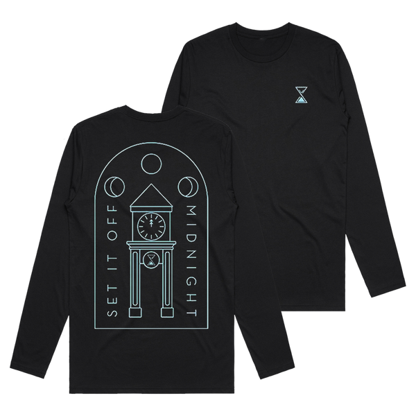 Set It Off Midnight Long Sleeve Fearless Records A