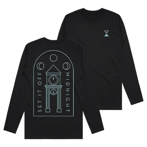 SET IT OFF (MIDNIGHT) LONG SLEEVE