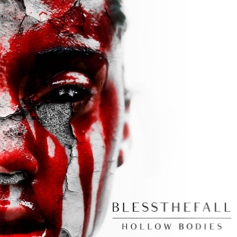BLESSTHEFALL (HOLLOW BODIES) CD