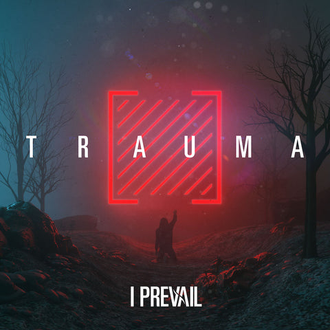 I PREVAIL - TRAUMA CD ALBUM