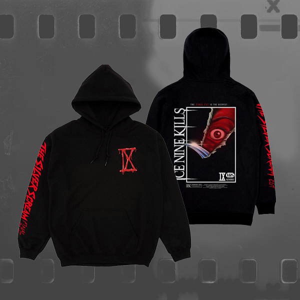 ICE NINE KILLS – EYE SLASH HOODIE