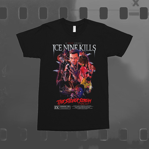 ICE NINE KILLS - FINAL CUT T-SHIRT