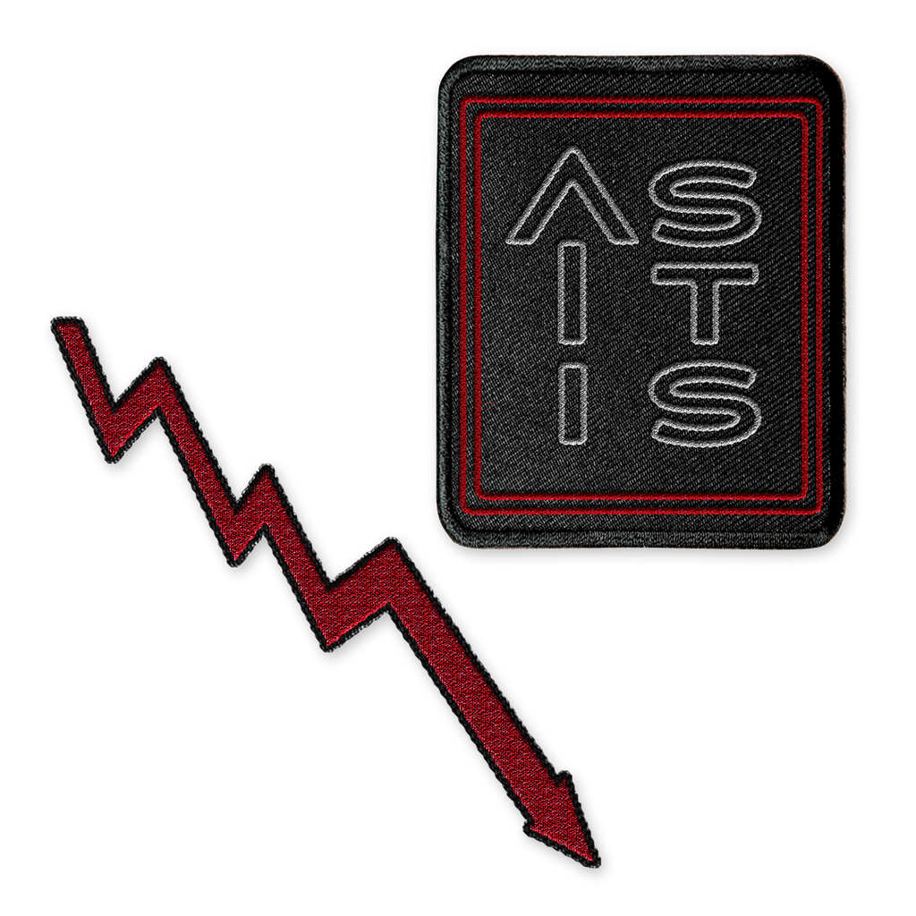 AS IT IS (THE GREAT DEPRESSION) PATCH SET