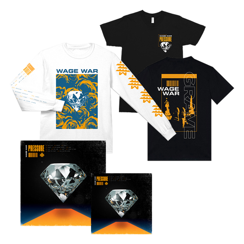 WAGE WAR PRESSURE MEGA BUNDLE