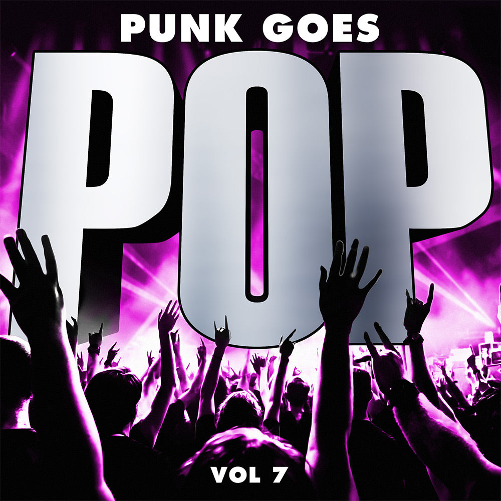 PUNK GOES POP 7 CD