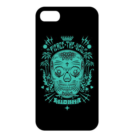 PIERCE THE VEIL - SUGAR SKULL IPHONE 4 CASE