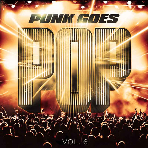 PUNK GOES POP 6 CD