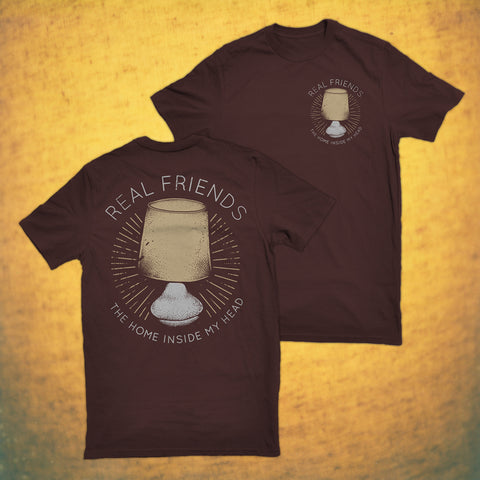REAL FRIENDS (LAMP) T-SHIRT