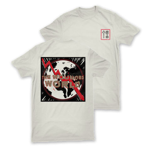 AS IT IS (THE WOUNDED WORLD) T-SHIRT