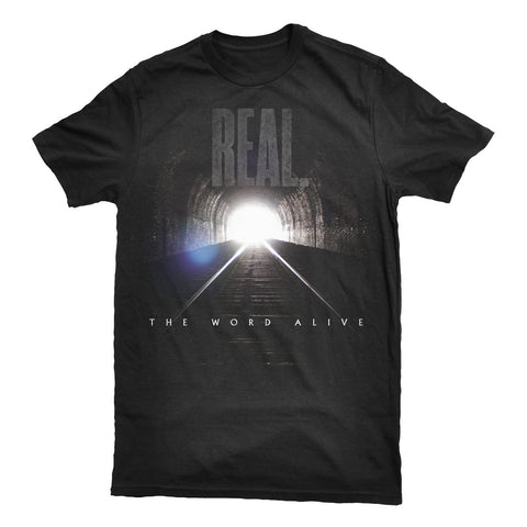 THE WORD ALIVE (REAL) T-SHIRT