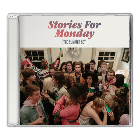 THE SUMMER SET (STORIES FOR MONDAY) CD