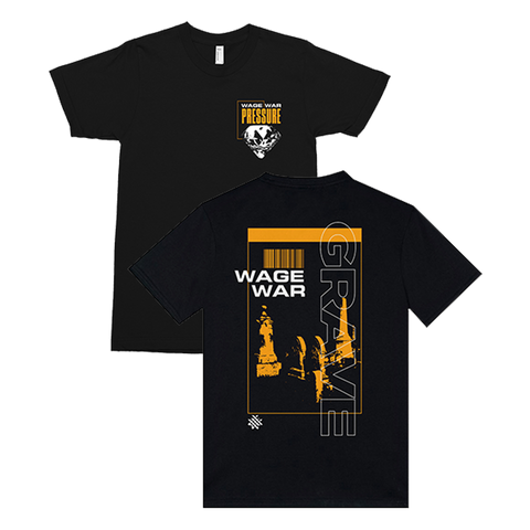 WAGE WAR (GRAVE) T-SHIRT