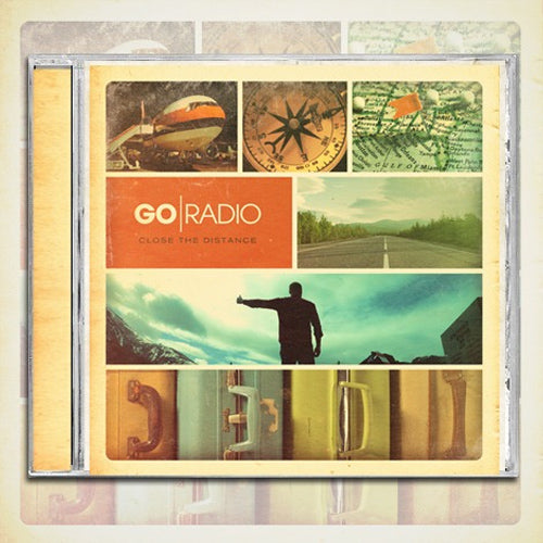 GO RADIO (CLOSE THE DISTANCE) CD