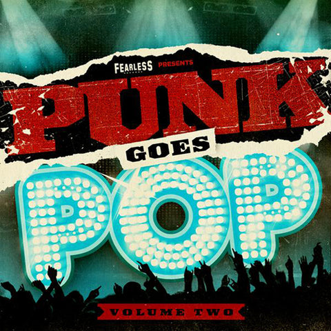PUNK GOES POP 2 CD