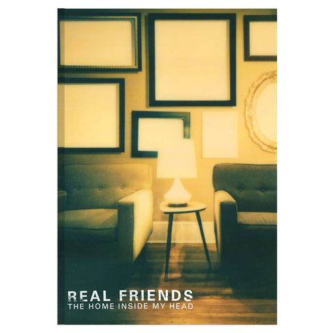 REAL FRIENDS (THE HOME INSIDE MY HEAD) JOURNAL