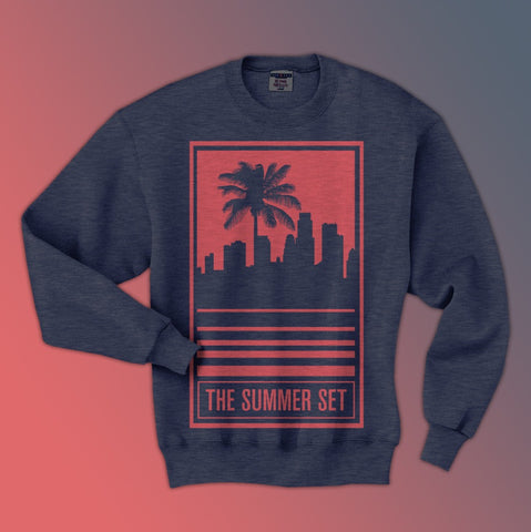 THE SUMMER SET (STORIES FOR MONDAY) SWEATSHIRT
