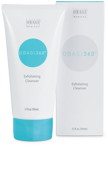 360 Exfoliating Cleanser