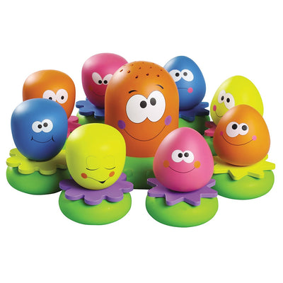 TOMY 2756 Octopal Squirters Bath Toy