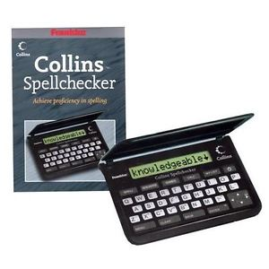 Franklin Collins SPQ109 Pocket Spellchecker