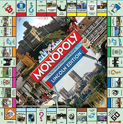Lincoln Monopoly