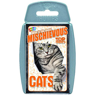 Cats Top Trumps