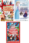 Storybook Collection Advent Calendar Christmas Marvel Disney Frozen
